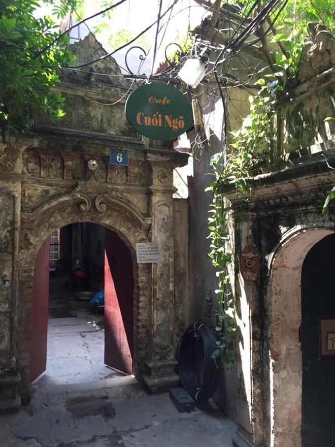 Tìm khoảng lặng trong những quán cà phê Hà Nội