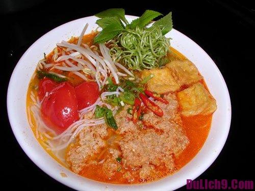 Bún riêu cua ngon tại Hà Nội