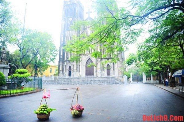 Nên đặt khách sạn nào, ở đâu khi du lịch Hà Nội đẹp, thuận tiện