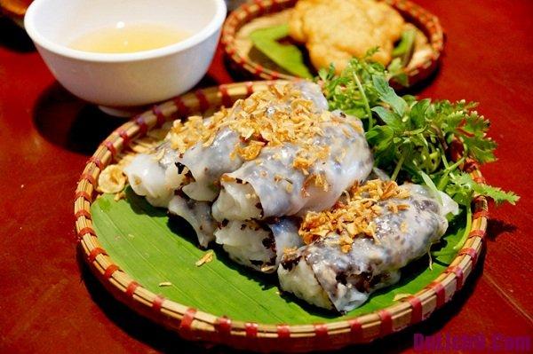 Quán bánh cuốn ở Hà Nội siêu ngon và cực nổi tiếng