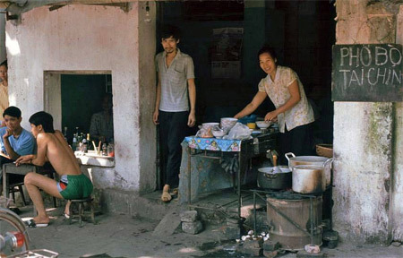 Hàng quán Hà Nội xưa