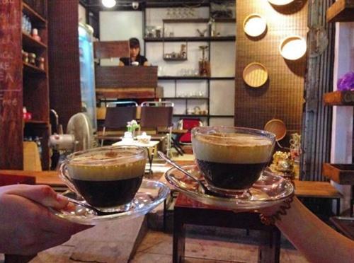 10 quán cà phê