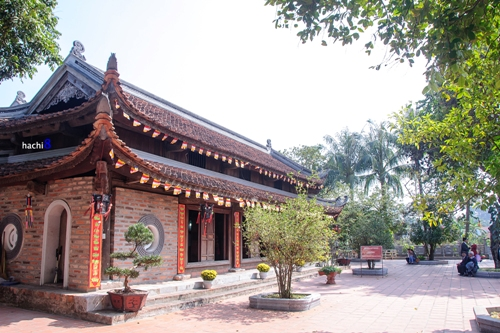 Những con phố tên hoa ở Hà Nội