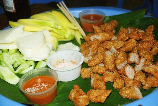 Những món ăn trong ngõ nổi tiếng ở Hà Nội