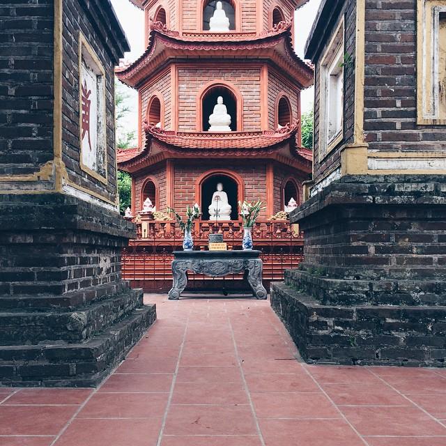 Những ngôi chùa cầu Tài lộc, tình Duyên linh thiêng có tiếng ở Hà Nội