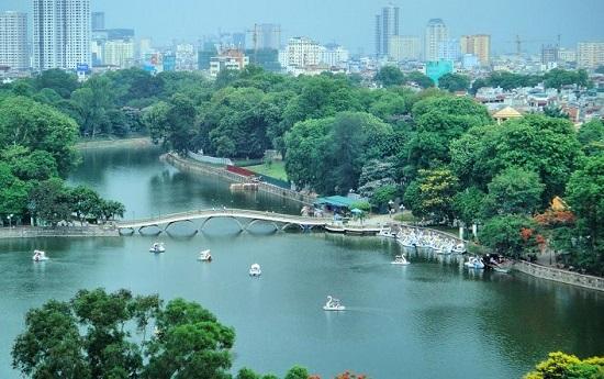 Top 5 địa điểm vui chơi cho bé ở Hà Nội ngày cuối tuần