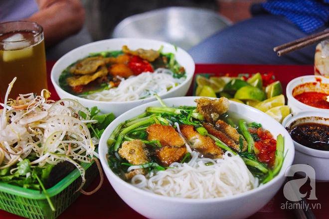 5 quán bún cá ở Hà Nội ngon đến mức,