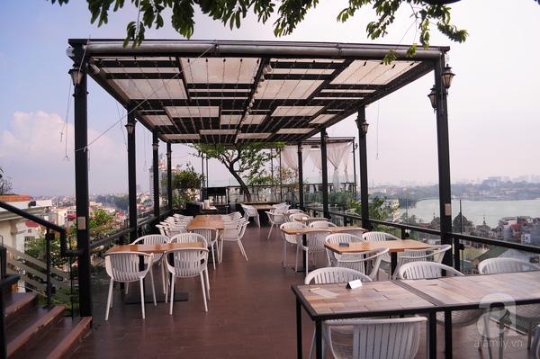 5 quán cafe sân thượng đỉnh nhất hà nội bạn không thể bỏ qua