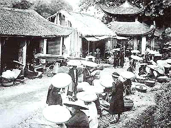 36 phường cổ được quy hoạch từ thời Lê sơ
