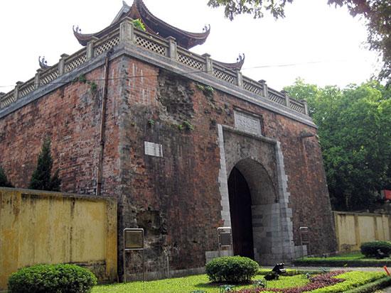 Bắc Môn - cổng thành lưu dấu thương đau