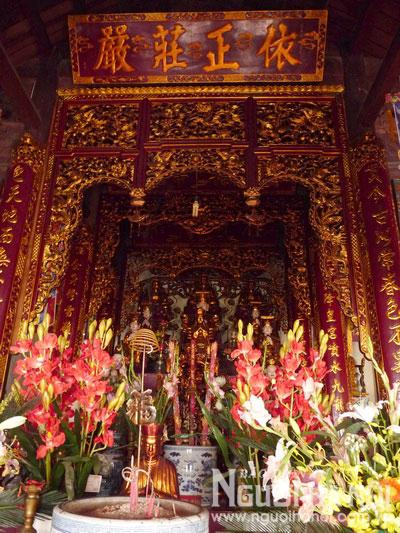 Chùa Dục Khánh - nơi ra đời của vua Lê Thánh Tông