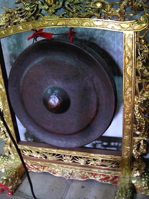 Đền Kim Liên - Trấn nam thành Thăng Long