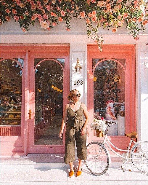 Địa chỉ cuối tuần: 2 quán cà phê được yêu thích nhờ mặt tiền