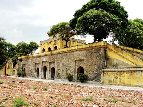 Đoan Môn, tính tiếp nối của một công trình cổ