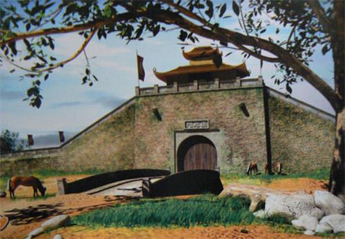 Đông Đô thời nhà Hồ và Đông Quan thời thuộc Minh