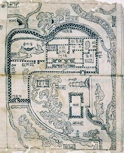 Hoàng thành Thăng Long từ thế kỷ XV đến thế kỷ XVIII