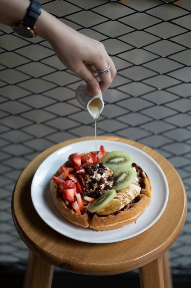 Toast'n tea cafe & food – Quán cafe đẹp miễn chê ở Hà Nội