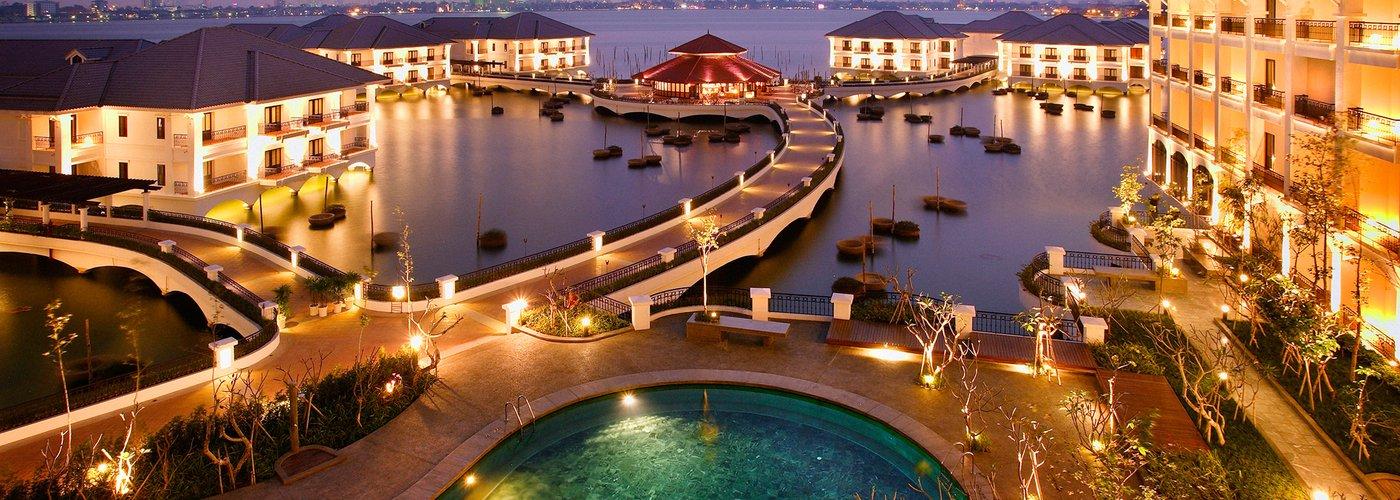 Top các khách sạn 5 sao ở Hà Nội sang trọng và đẳng cấp nhất