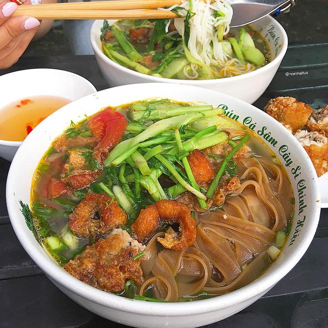 5 quán bún cá ở Hà Nội ngon đến mức, ăn một lần là mê ngay tắp lự - Ảnh 14.