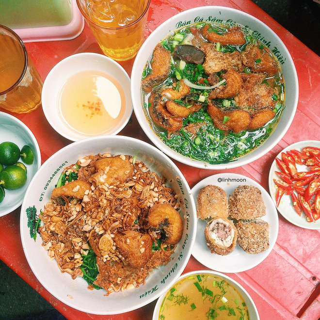 5 quán bún cá ở Hà Nội ngon đến mức, ăn một lần là mê ngay tắp lự - Ảnh 15.