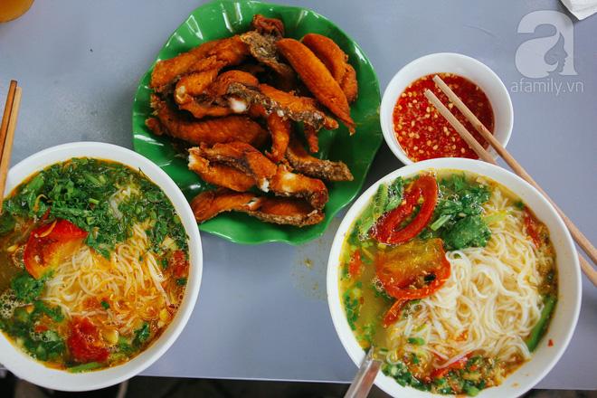 5 quán bún cá ở Hà Nội ngon đến mức, ăn một lần là mê ngay tắp lự - Ảnh 17.