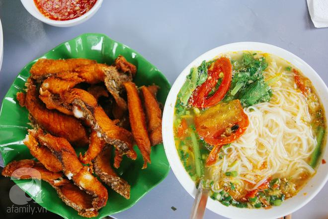 5 quán bún cá ở Hà Nội ngon đến mức, ăn một lần là mê ngay tắp lự - Ảnh 19.