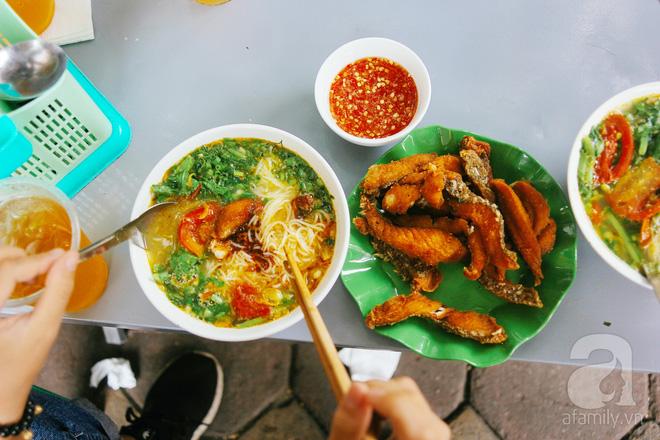 5 quán bún cá ở Hà Nội ngon đến mức, ăn một lần là mê ngay tắp lự - Ảnh 22.