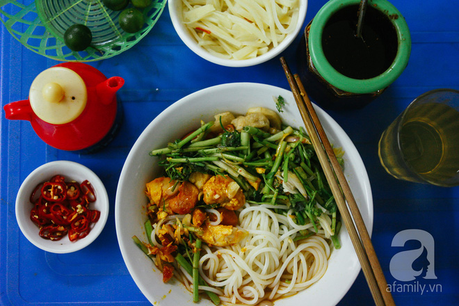 5 quán bún cá ở Hà Nội ngon đến mức, ăn một lần là mê ngay tắp lự - Ảnh 28.