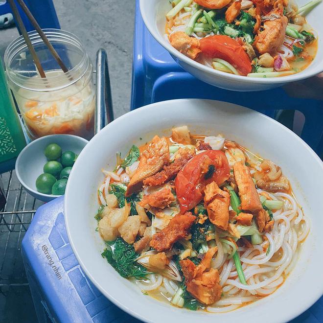 5 quán bún cá ở Hà Nội ngon đến mức, ăn một lần là mê ngay tắp lự - Ảnh 32.