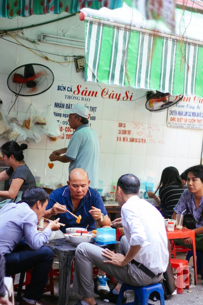 5 quán bún cá ở Hà Nội ngon đến mức, ăn một lần là mê ngay tắp lự - Ảnh 9.