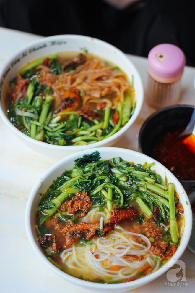 5 quán bún cá ở Hà Nội ngon đến mức, ăn một lần là mê ngay tắp lự - Ảnh 10.