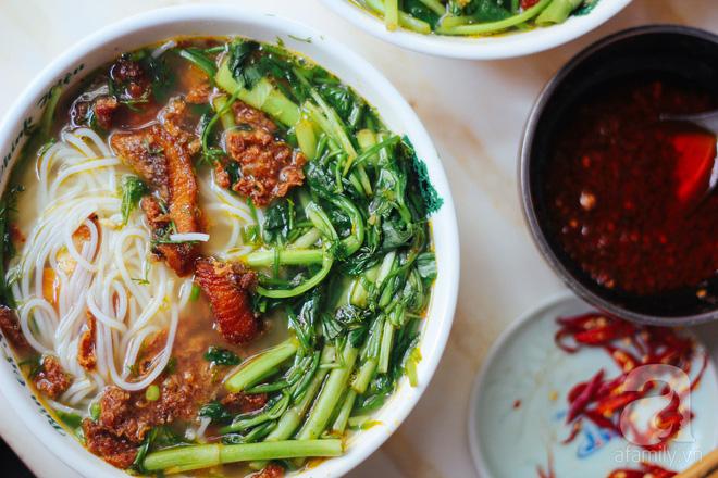 5 quán bún cá ở Hà Nội ngon đến mức, ăn một lần là mê ngay tắp lự - Ảnh 11.