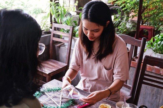 Thùy Dương, một khách quen ở quán cho biết: