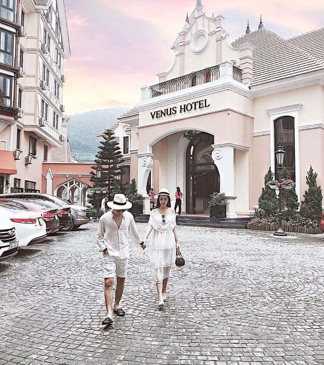 Venus Hotel Tam Đảo 4*